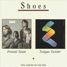 SHOES - Present Tense/tongue Twister - CD