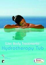 Wet Body Massage & Spa Txs  Hydrotherapy Tub Video DVD