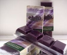 Village Candle 3pc lot Simmer Blends /Tart BLACK CURRANT *HTF  FREE USA Shipping
