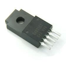 12pcs Rohm LDO Positive Voltage Regulator 3.3V 1A  (5-PIN +TAB) TO-220FP BA033ST