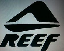 Reef Voiture Camping-car Skateboard Planche De Surf Wakeboard Snowboard Sticker Decal 150mm'