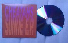 Cheatahs Sunne EP Rare Remixes CD Hookworms
