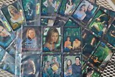Buffy the Vampire Slayer Season Two Premium Trading Cards Complete 90 Card Set