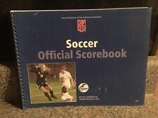 Cramer Soccer Scorebook  BRAND NEW
