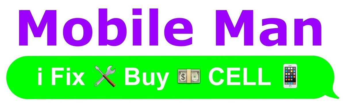 Mobile Man Cell Phone Sales