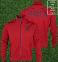 Barcelona N98 Jacket Boys / Kids - Official Nike Football Jacket - All Sizes