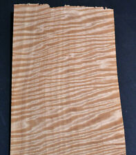 Alder Raw Wood Veneer Sheets 11 x 48 inches 1//42nd                      E6309-45