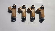 Denso Fuel Injectors 2005-2010 Subaru Forester Impreza Outback 2.5L H4 Set of 4