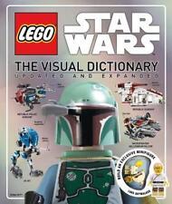 Lego Star Wars Diccionario Visual-dk-Libro Nuevo