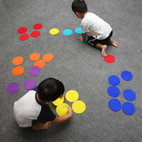 Carpet Markers Sitting Dots Carpets Signs Floor Spots Classrooms Supply 36Pcs