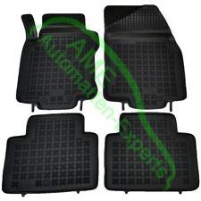 Gummimatten Fußmatten mit Rand für Nissan X-Trail (Typ T32) ab Bj:2014-Heute