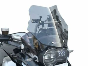 WINDSCREEN INTERMEDIO WRS DARK SMOKE BMW R 1200 GS ADVENTURE 2004-2012