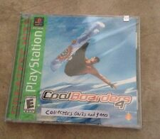 Cool Boarders 4 NEW factory sealed for the Sony Playstation 1 system PSX PS1