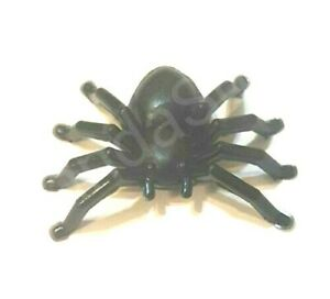 SMALL SPIDER SPIDERS HALLOWEEN SPOOKY TRICK OR TREAT DECORATION 50 - 500