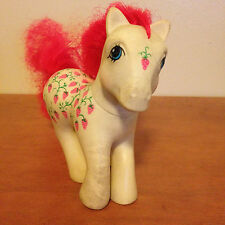 "Generation 1 G1 1987 My Little Pony MLP ""SUGARBERRY"" Hasbro - Boys & Girls 3+!"