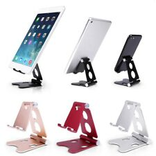 Foldable Swivel Phone Holder Stand Bed Desk for Small Big Smartphones Tripod