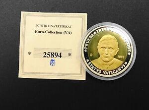 Vatikan - 10 Euro Entwurf - 2006 - Papst Benedikt XVI