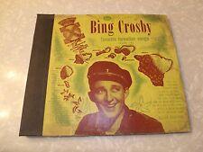 Nice Bing Crosby 78 RPM Album Folder Lot of 3 Hawaiian Drifting Dreaming St Mary