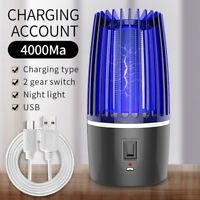 USB Moskito Killer Mini Insektenvernichter Elektrisch Insektenlampe Mückenfalle