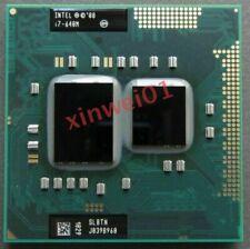 For Intel core I7 640m SLBTN Dual Core 2.8GHz L3 4M Laptop CPU Processor
