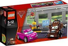 LEGO Cars - 8424 - Hook´s Agentenzentrale - Neu & OVP
