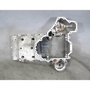 2009-2017 BMW N63 N63N Twin-Turbo V8 Factory Upper Oil Pan Sump Aluminum OEM