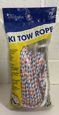 Wellington 75' Tournament Ski Competition Tow Rope Red Blue White # W9198 New