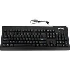Silver Seal Waterproof, Washable, Antimicrobial-Medical Grade Keyboard (PC/Mac)