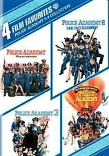 4 Film Favorites Police Academy 1-4 0883929082841 DVD Region 1