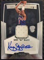 2018-19 Dominion Kenny Sky Walker With Authority Jersey Auto 13/49 Knicks