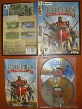 Empires: Los Albores de la Era Moderna [PC CD-ROM] Versión Española