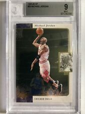 1995-96 Upper Deck SP Michael Jordan Base BGS 9 Mint