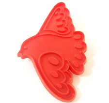Chilton Christmas Cookie Cutter 12 Days Four Calling Birds