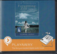 Ray Robinson Forgettng Zoe Playaway Digital MP3 Audio Book Unabridged FASTPOST