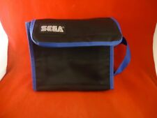 Sega Genesis Era Promo Collapsable Lunchbox Lunch Container Blue Black *NEW*