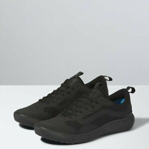 Vans Ultrarange Exo Black/Black Lifestyle Sneakers Shoes Everyday Style for Men