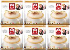 60 DOLCE GUSTO ®* -Kapseln CAPPUCCINO Kompatible Kapseln Caffé Bonini 60 Stück
