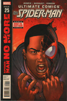 Ultimate Spider-Man #25 Marvel comics 2011 MILES MORALES COVER A 1ST PRINT