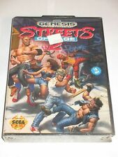Streets of Rage 2 (Sega Genesis, 1992) NEW Factory Sealed #2