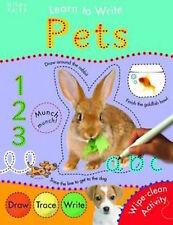 Learn Things ANIMALI DOMESTICI __ NUOVO __ SPEDIZIONE POSTALE GRATIS UK