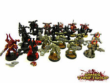 Warhammer 40k Chaos Space Marines Tactical Squad x 20 Painted