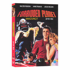 Forbidden Planet (1956) DVD - Fred M. Wilcox (*NEW *All Region)