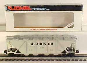 Lionel 6-19309 Seaboard Quad Covered Hopper NIB