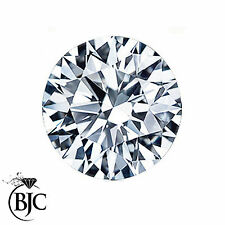 Runde Naturdiamanten