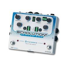 Pigtronix Echolution 2 Filter Pro Multi-Tap Delay Guitar Effect Stompbox Pedal