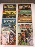 Vintage Zane Greys Comic Book Collection