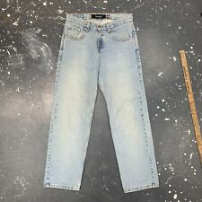 30x30 Levis Silvertab Student Fit Jeans Loose Light Relaxed Sz 3 M Skate