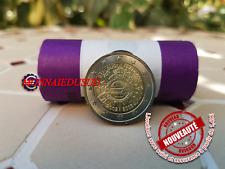 2 Euro Commémorative France 2012 - 10 Ans de l'Euro TYE UNC NEUVE