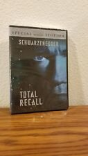 Total Recall (DVD, 2002, Special Edition) New