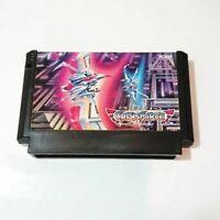 Crisis Force NES KONAMI Nintendo Famicom  Japan used